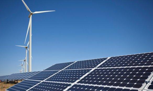 Solar Wind Farm